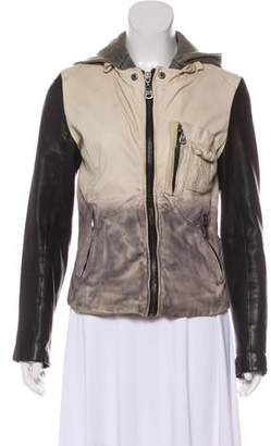 Doma Patterned Jacket