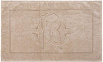 Roberto Cavalli Logo Bath Mat