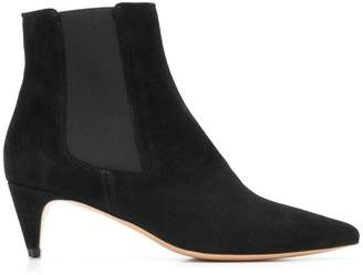 Isabel Marant pointy toe ankle booties