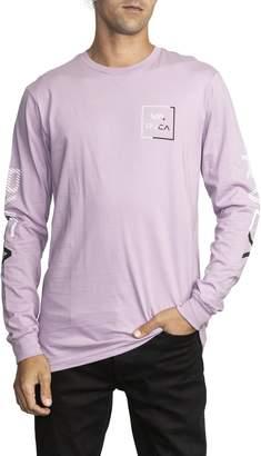 RVCA Segment Long Sleeve T-Shirt