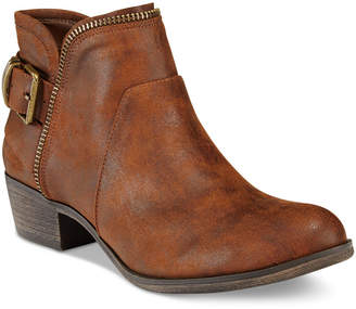 American Rag Edee Ankle Booties, Created for Macy's Women's Shoes $69.50 thestylecure.com