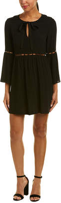 Ella Moss Bell-Sleeve Shift Dress