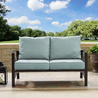 Bronx Ivy Freitag Loveseat with Cushion Cushion