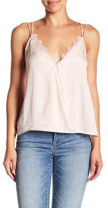Do & Be Do + Be Strappy Lace Trimmed Cami