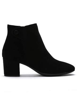 Daniel Footwear Daniel Tordino Suede Ankle Boots