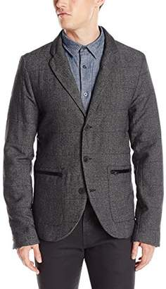Kenneth Cole Reaction Men's 3 Button Field Blazer