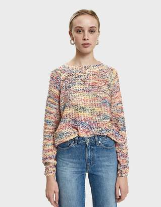 Farrow Eleanor Multi Colored Knit Sweater