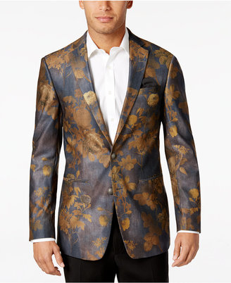 Tallia Men's Floral Print Sport Coat $350 thestylecure.com