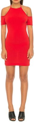 Motel Rocks Hollie Red Bodycon $59 thestylecure.com
