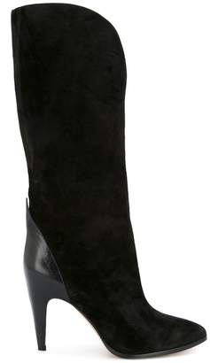 Givenchy knee-length heel boots