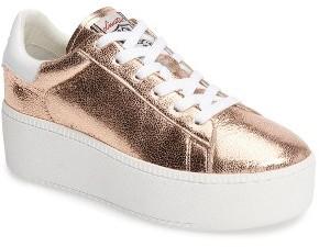 Women's Ash Cult Platform Wedge Sneaker $209.95 thestylecure.com