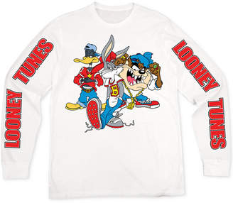 Freeze 24-7 Mens Looney Tunes Graphic T-Shirt