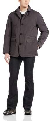 Ike Behar Men's Adam Puffer Down Jacket