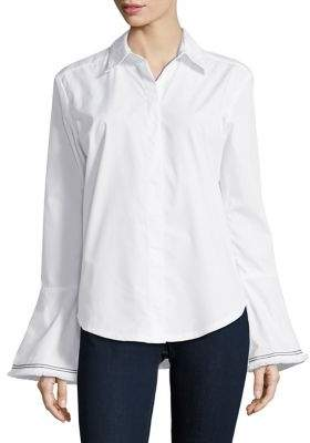 The Fifth Label Lightfast Quiz Button-Down Shirt