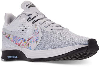 Nike Women's Zoom Strike 2 Premium Running Sneakers from Finish Line