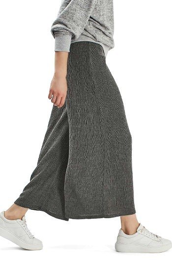 TopshopWomen's Topshop Wide Leg Trousers
