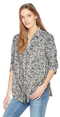 NYDJ Women's Classic Lawn Shirt