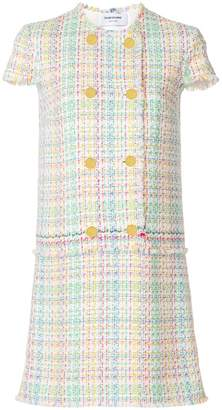 Thom Browne double breasted sack dress