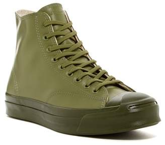 Converse Jack Purcell(R) High-Top Rubber Sneaker (Men)