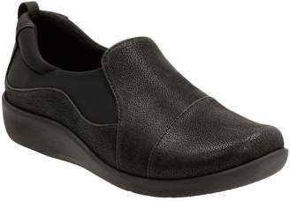 Clarks Cloudsteppers By Sillian Paz Slip-Ons