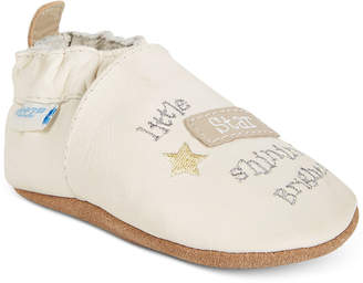 Robeez Little Shining Star Shoes, Baby Girls (0-4)