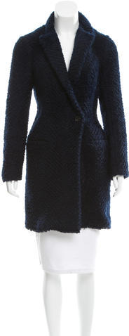 Isabel MarantIsabel Marant Textured Wool-Blend Coat