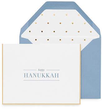 One Kings Lane Set of 6 Happy Hanukkah Greeting Cards