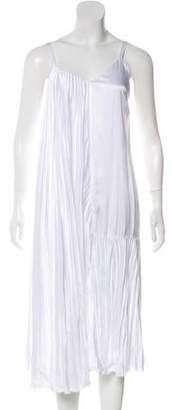 Christopher Kane Pleated Midi Dress w/ Tags