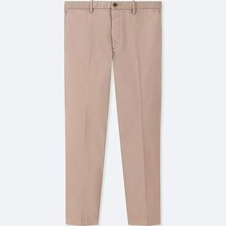 Uniqlo Men's Ezy Ankle-length Pants (cotton)