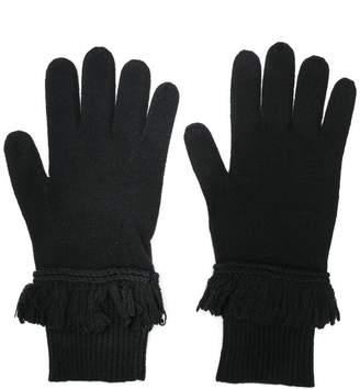 MICHAEL Michael Kors knit tassel gloves