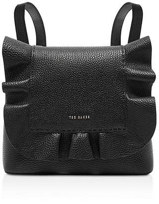 Ted Baker Rammira Ruffle Lady Backpack