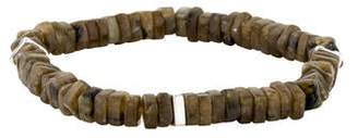 Tateossian Labradorite Bead Bracelet