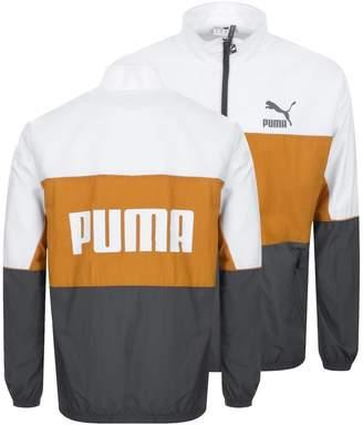Puma Retro Track Jacket Grey