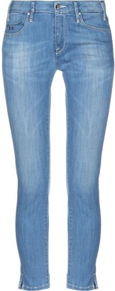 Tramarossa Denim pants - Item 42741235WA