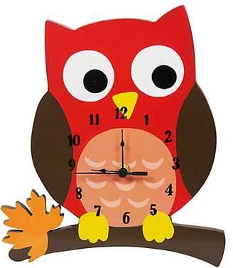 Dacor Teamson Enchanted Woodland Wall Clock