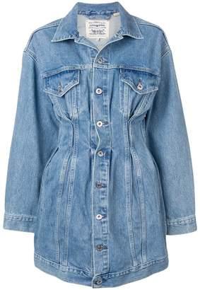 Levi's Made & Crafted denim trucker jacket