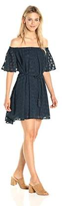 Finders Keepers findersKEEPERS Women's Ascot Ruffle Dress