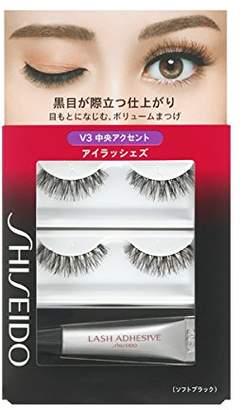 Shiseido (資生堂) - 資生堂 アイラッシェズ V3 まつ毛2セット、接着剤 3.3g