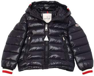 Moncler Alberic Laqué Nylon Down Jacket