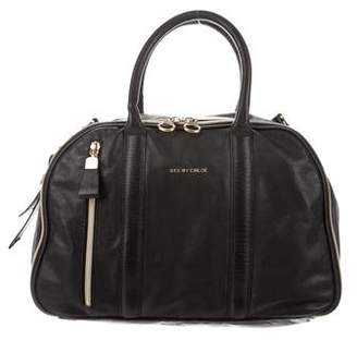 See by Chloe Leather Handle Bag