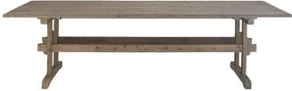 Uma Enterprises Rectangular Wooden Dining Table