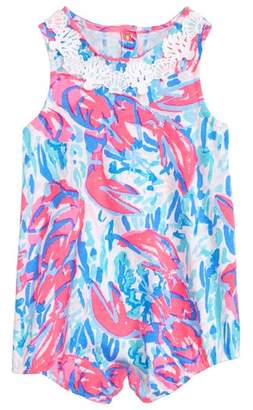 Lilly Pulitzer R) May Romper