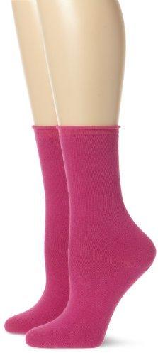 Ozone Women's Mid Zone Two-Pack Socks