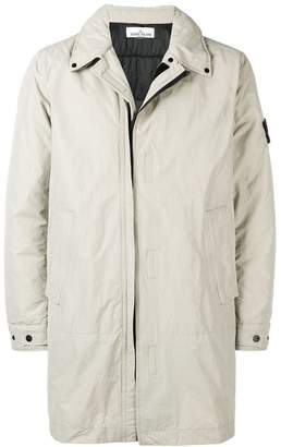 Stone Island zipped coat