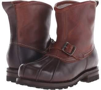 Frye Warren Duck Engineer Men's Pull-on Boots