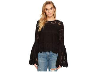 Free People Once Upon a Time Top Women's Clothing