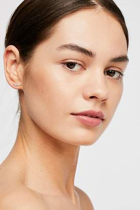 Tiny Spark Stud Earring Set