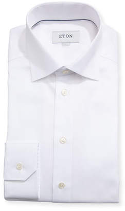 Eton Micro-Dot Dress Shirt