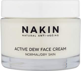 Nakin - Natural Anti-Ageing Active Dew Face Cream