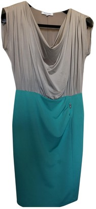 Guy Laroche Turquoise Dress for Women
